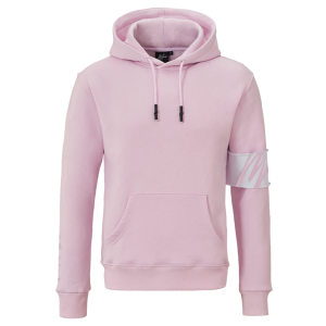 Malelions Captain Hoodie Soft Pink