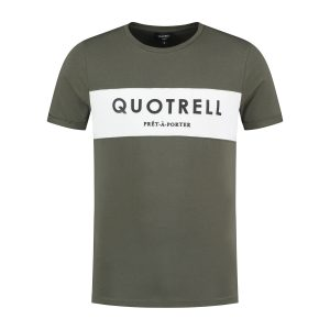 Quotrell Colonel T-Shirt Green