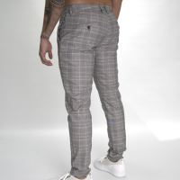 AB Lifestyle Matching Checkers Chino