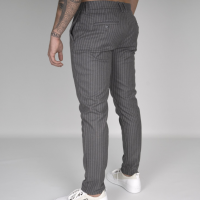 AB Lifestyle Matching Pinstriped Chino