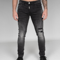 AB Lifestyle Stretch Taped Pocket Jeans
