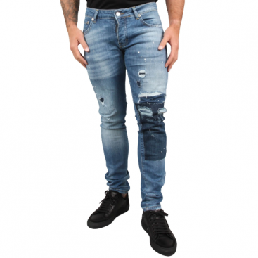 My Brand Jack 010 Light Blue Washed Jeans