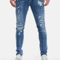 My Brand Jack 043 White Destroyed Jeans