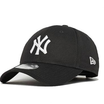 New Era NY Yankees Essential Black/White 9Forty