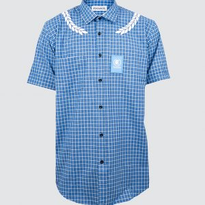 Ceasarss Old Boy Blouse Blue