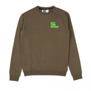 Off The Pitch Corporate Sweater