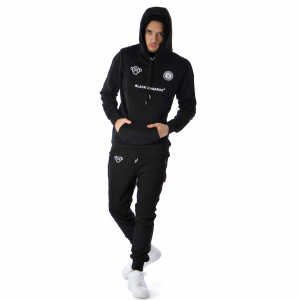 Black Bananas Anorak Style Trainingspak zwart