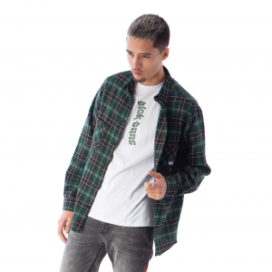 Black Bananas Francis Flannel Shirt