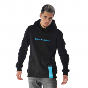 Black Bananas Tag Hoody