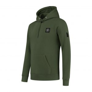 Quotrell-Commodore-Hoodie-army-Green