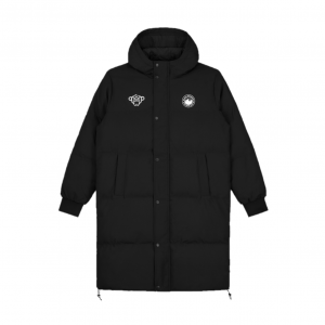 Black Bananas Coach Jacket