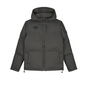 Black Bananas John Jacket Grey