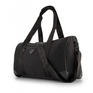 Black Bananas Shadow Duffle Bag