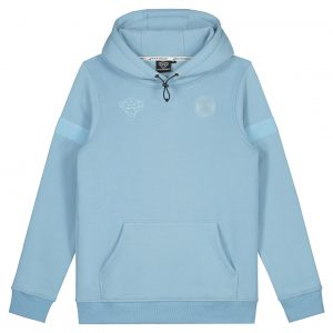 Black Bananas Chief Hoodie Light Blue