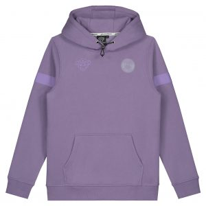 Black Bananas Chief Hoodie Purple